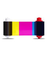 Seaory - 5 panel YMCKO half-panel Farbband
